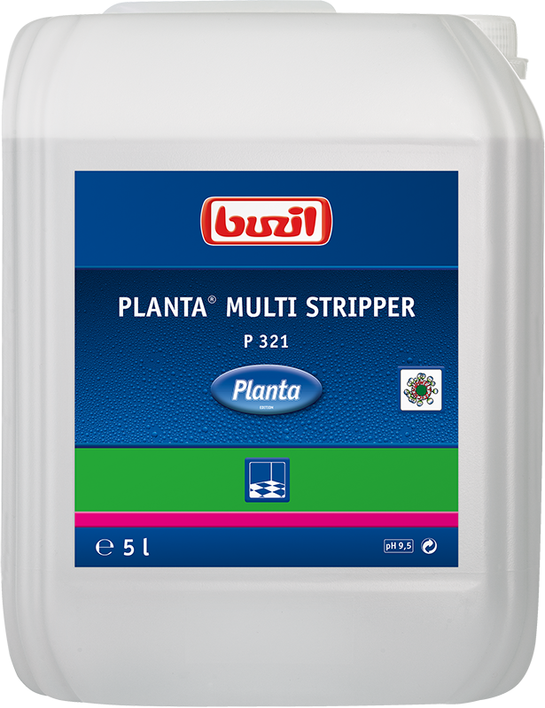Buzil Planta® Multi Stripper P 321