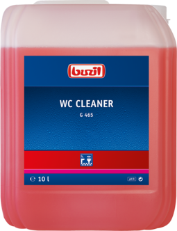 Buzil G 465 Wc Cleaner - 10 Liter
